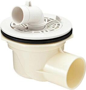 TP-52 洗濯機 防水パン用 排水トラップ INAX・LIXIL リクシル (横引き) ABS製排水トラップ TP52 洗濯パン、洗濯機パン、防水パン