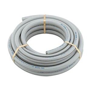 カクダイ 高耐圧ホース (透明ラインつき) 12X18 597-042-10 水道材料