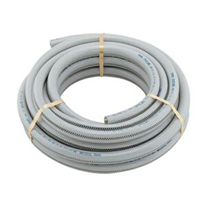 カクダイ 高耐圧ホース (透明ラインつき) 25×33 597-045-10 水道材料