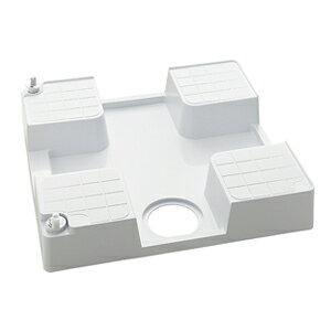 SC1390N-L KVK ケーブイケー 水栓コンセント内蔵型防水パン (左仕様) 逆止弁無 洗濯パン、洗濯機パン、防水パン