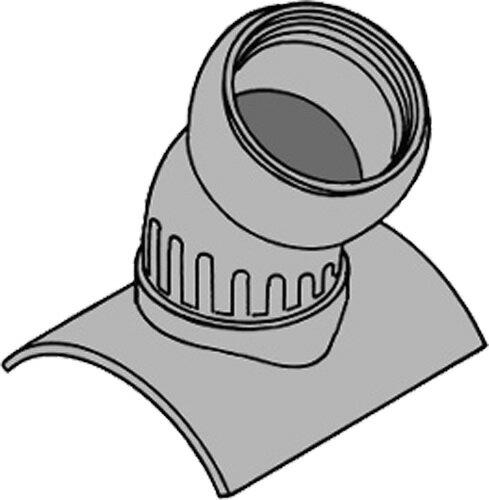 下水道関連製品>下水道継手>自在支管 ヒューム管用60度自在支管 60SHRF 60SHRF1100-200 Mコード:75789 (前澤化成工業、積水、東栄管機 他)配管部品,管材