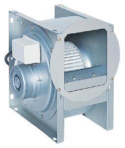 三菱 換気扇 産業用送風機 [本体] 片吸込形シロッコファンBF-21T3 BF-21T3 丸形フランジ取付板 付属