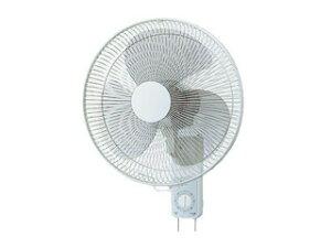 あす楽 壁掛扇 F-G401P-H 引きひもタイプ (オート扇) 壁掛け扇風機 40cm 教室や工場、ゴルフ場におすすめ パナソニック F-G401P-H グレー 壁掛扇 換気扇 首ふり