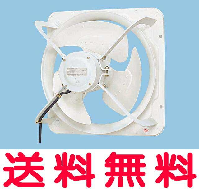 【FY-60MTU3】パナソニック 有圧換気扇 低騒音形 排-給気兼用仕様 三相・200V 【FY60MTU3】[新品]【RCP】