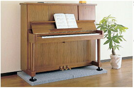厚さ5センチの防音マット 1枚 YB08012 防振ベース (マンション用防音簡易敷台) 階下へのピアノ等の音漏れを軽減する敷台です。大建工業 防音シート、防音 マット、防音カーペット