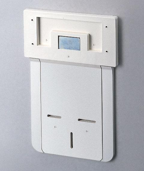 【即日配達!】【YES30】 TOTO 紙巻器の取付け穴を使って既設トイレに簡単確実に取付けできます!音姫専用後付けプレート (YES300D専用) トイレットペーパーホルダー【沖縄・北海道・離島は送料別途】