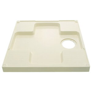 洗濯機パン PF-6464AC/L11 + TP-51 INAX LIXIL 640×640×55mm 洗濯パン640 イナックス リクシル 洗濯パン 防水パン 本体と縦引きトラップ セット