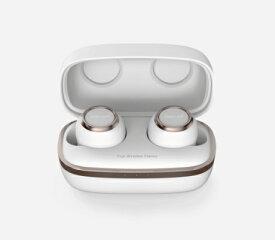 maxell/マクセル 完全ワイヤレス型イヤホンMXH-BTW1000WC(White×Copper)片耳(左)で聞けるBluetooth Ver5.0 おしゃれ コンパクト AAC ホワイト 充電