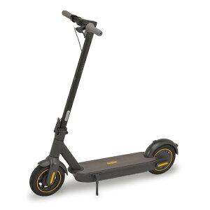 正規品 Ninebot KickScooter MAX グレー(ナインボット ハイエンド電動式キックスクーター) セグウェイ 電動式 キック ボード 50463オオトモ プレゼント ハイエンド 65km Smart-BMS 大容量リチウム電池