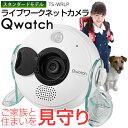 【送料無料】I・O DATA/アイオーデータ ネットワークカメラ Qwatch TS-WRLP【スマホでカメラ映像をチェック】高画質 監視 防犯カメラ Wi-F...