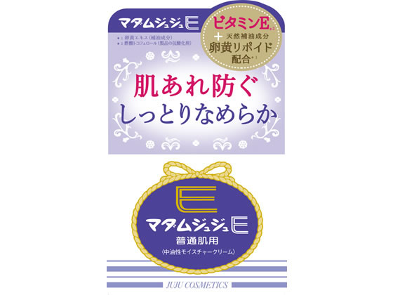 ジュジュ化粧品/マダムジュジュ Eクリーム 普通肌用 52g
