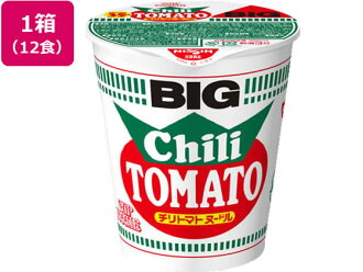 Nissin Food / Cup noodle chili tomato big 12 food / 20004