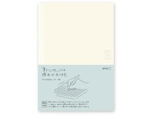 ミドリ(デザインフィル)/MDノート〈A5〉方眼罫/15003006