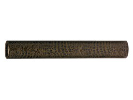 銀鳥/丸筒 ワニ皮 50×300mm/M5-M30