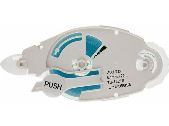 プラス/テープのり ノリノプロ しっかり貼れる 詰替 TG-1221R