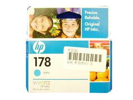 HP/インクカートリッジ シアン/HP178(CB318HJ)