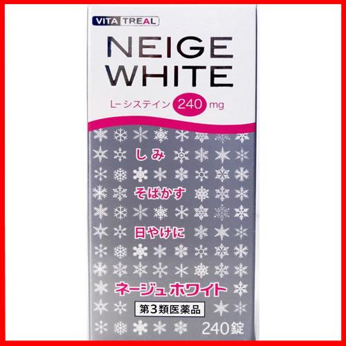 【第3類医薬品】薬)日本ビタミン化学/ビタトレール ネージュホワイト 240錠