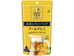 伊藤園/TEAsTEA 水出しティーバッグアールグレイwithオレンジピール