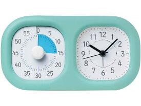 ソニック/トキ・サポ 時っ感タイマー 時計プラス ミントブルー/LV-3521-MB