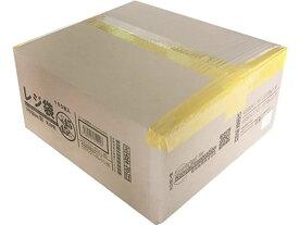 紺屋商事/規格レジ袋(乳白) 45号 100枚×10パック