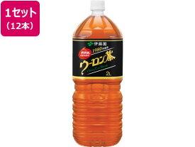 伊藤園/ウーロン茶 2L 12本/6534