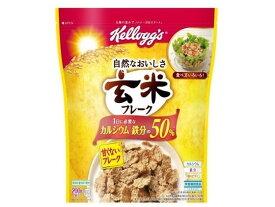 日本ケロッグ/玄米フレーク 220g 袋