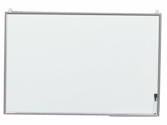 アイリス/アルミフレームホワイトボード 900×600mm シルバー/NWA-69