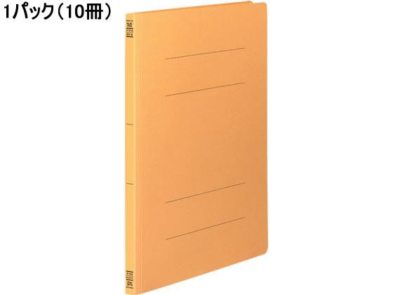 コクヨ/フラットファイルV B4タテ とじ厚15mm 黄 10冊/フ-V14Y