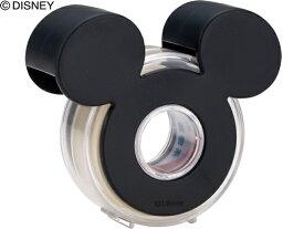 ニチバン/セロテープ テープカッター ミッキーマウス ブラック/CTD-15BK