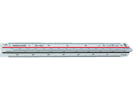 コクヨ/三角スケール ポケット用 ABS樹脂 目盛り15cm/TZ-1562N