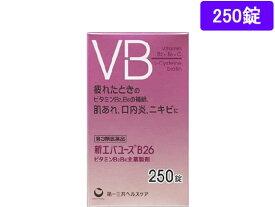 【第3類医薬品】薬)第一三共/新 エバユース B26 250錠