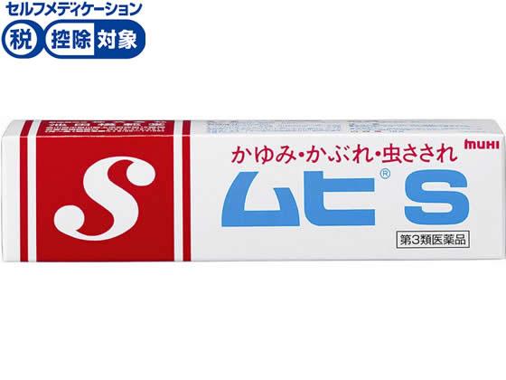 【第3類医薬品】薬)池田模範堂/ムヒS 18g