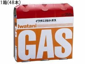 岩谷産業/カセットガス 48本/CB-250-OR