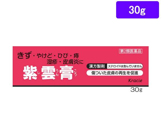 【第2類医薬品】薬)クラシエ/紫雲膏 30g