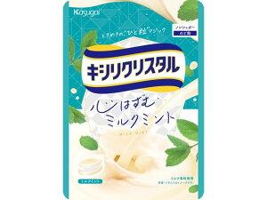 春日井/キシリクリスタル ミルクミントのど飴 71g