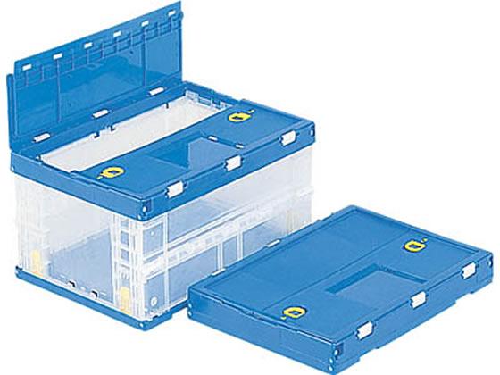 三甲/サンクレットオリコン P22B 21L 透明/ブルー/551460