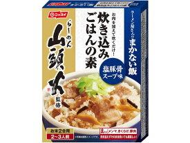 日本水産/ラーメン屋さんのまかない飯 塩豚骨スープ味 120g