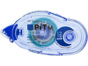 トンボ鉛筆/テープのり ピットテープM 接着タイプ 12mm/PN-MS12