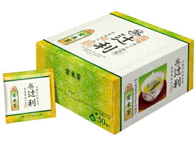 片岡物産/辻利 玄米茶 三角ティーバッグ 50袋入