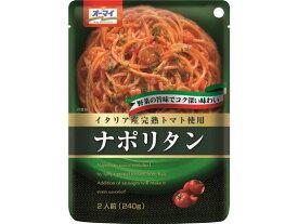 日本製粉/オーマイ パスタソース ナポリタン 240g