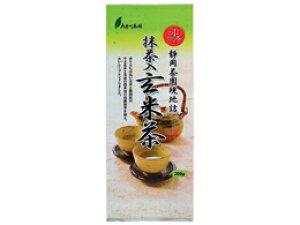 大井川茶園/お茶ひとすじ抹茶入り玄米茶 200g