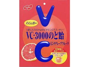 ノーベル/VC-3000 のど飴 ピンクグレープフルーツ 袋タイプ