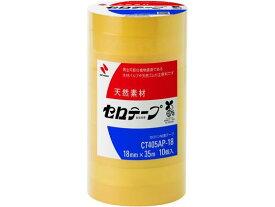 ニチバン/セロテープ 大巻 18mm×35m 10巻/CT405AP-18