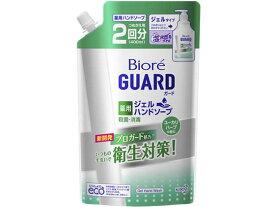 KAO/ビオレガード 薬用ハンドジェルソープユーカリハーブ 詰替 400ml