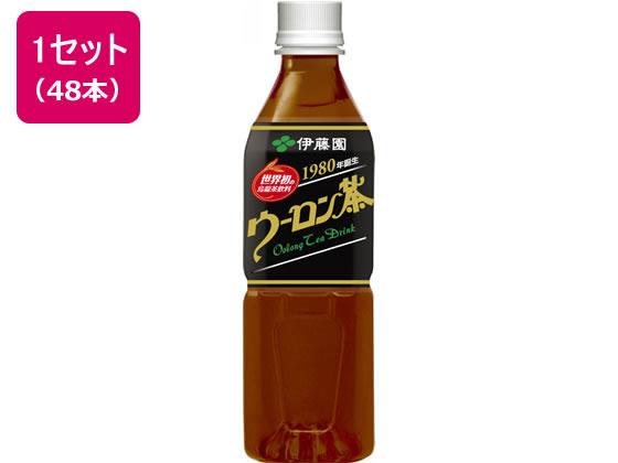 伊藤園/ウーロン茶 500ml×48本