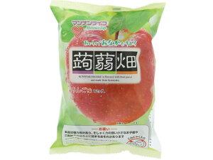 【お取り寄せ】マンナンライフ/蒟蒻畑 りんご味 25g×12個入