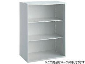 オカムラ/VILLAGE VS収納 オープン 下置き H1100 ホワイト