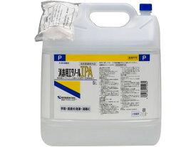 健栄製薬/消毒用エタノールIPA 5L