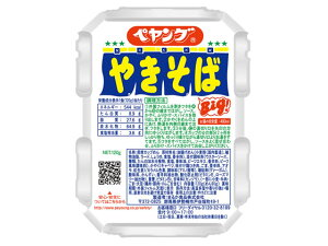 まるか食品/ペヤング ソース焼きそば 120g