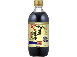 アサムラサキ/かき醤油 600ml